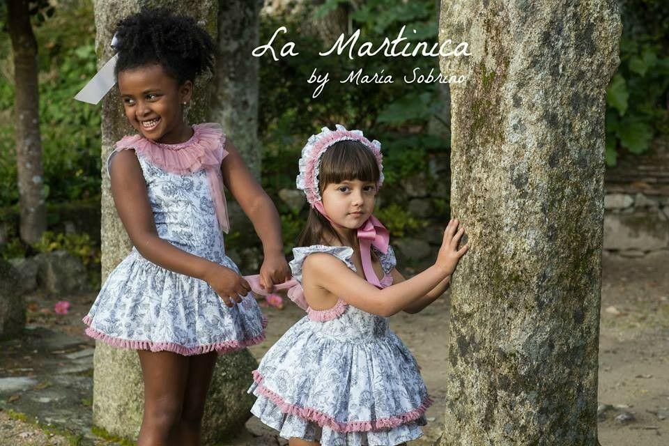 COLECCIONES DE LOS PRINCIPALES FABRICANTES DE LA MODA INFANTIL NACIONAL