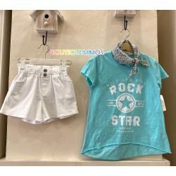 CAMISETA ROCK STAR